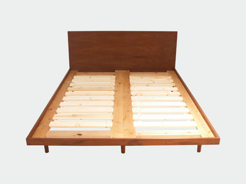 Mid Century Modern Bed Asher Bed Midcentury Modern Bed
